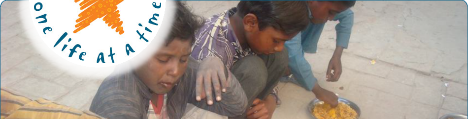 Starfish Christian Trust: Street children
