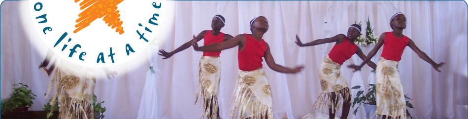 Starfish Christian Trust: Dancing girls from Rwanda
