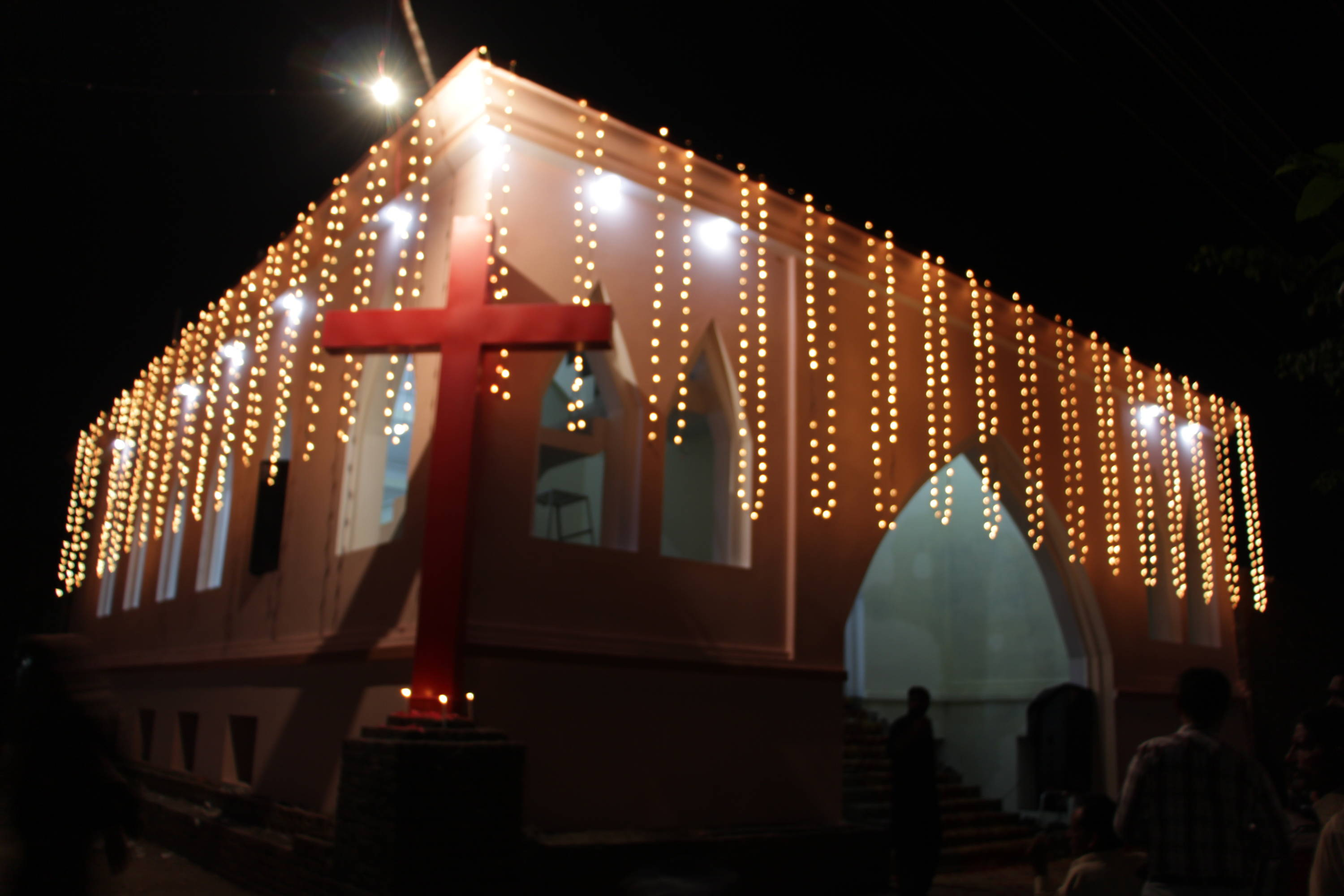 Photo: The Smyrna Church in Pakistan Must be the Most Beautiful in the Country