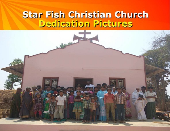 Photo: Starfish Church Opens