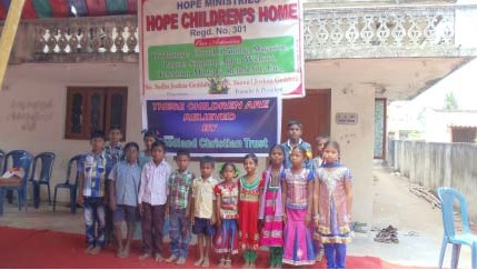 Photo: Sponsor found for 9 Indian slavery orphans